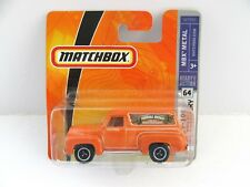 Matchbox Superfast Ford F-100 Panel Delivery Van - 'Farmers Market' - Mint/Boxed