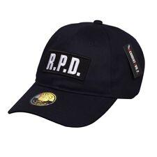 Official Resident Evil 2 RPD Baseball Cap New