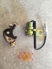 Vintage Kawasaki Kok Ignition Tune Up Kit Points & Condenser KL250 78-81