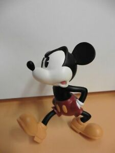 Extremely Rare! Walt Disney Mickey Mouse Angry Demons & Merveilles Fig Statue