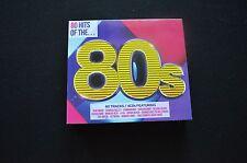 80 HITS OF THE 80'S RARE AUSTRALIAN 4 CD BOXSET! NEW ORDER DURAN DURAN ULTRAVOX
