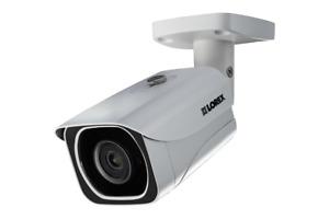 Lorex LNB8005 4K IP POE Bullet Security Camera 8MP