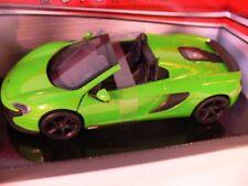 1/24 Motor Max McLaren 650S Spider grün 79326