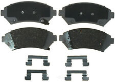 Disc Brake Pad Set-Semi Metallic Disc Brake Pad Front ACDelco Advantage 14D623MX