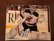 Cory Schneider New Jersey Devils Signed 8x10 Photo COA - b