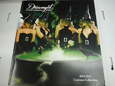 Dreamgirl Lingerie Adult Costume  Catalog for the Retail Trade 2010/2011 325pgs