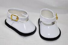 American Girl Dolls Clothes Our Generation Gotz 18 Inch Doll Clothes White Shoes