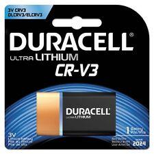 Duracell Ultra High Power Lithium Battery - Dlcrv3B