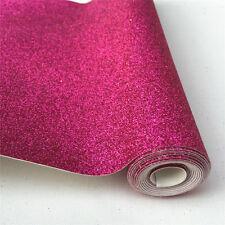 Fine Glitter Fabric Sparkle Twinkle Leather Vinyl Craft Material Decor Zaione