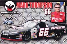 2012 Mark Thompson Phoenix Air Toyota Camry ARCA postcard