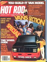 Hot Rod Magazine August 1976 Vans Section EX No ML 051417nonjhe