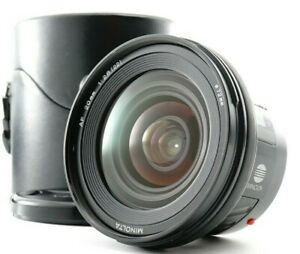N.MINT Minolta AF 20mm f/2.8 NEW Wide Angle Lens For Sony Minolta A from JAPAN