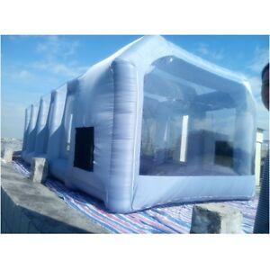 Custom Size Inflatable Spray Booth Custom Tent Car Paint Booth Inflatable Car