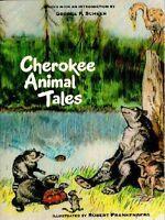 Cherokee Animal Tales