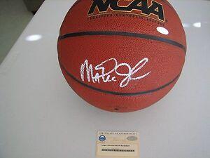 "Ervin "" Magic "" Johnson Autographed Signed Basketball - Steiner"