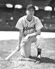 1950s Detroit Tigers AL KALINE Glossy 8x10 Photo Baseball Print Poster