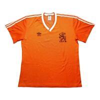 1985-88 Olanda Maglia Home L (Top)  SHIRT MAILLOT TRIKOT