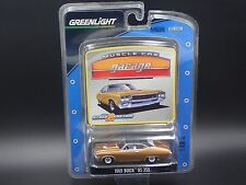 1969 BUICK GS 350 GREENLIGHT MCG STOCK & CUSTOM SERIES 11 COLLECTIBLE MODEL