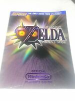 The Legend of Zelda Majora's Mask Official Nintendo 64 Power Strategy Guide N64