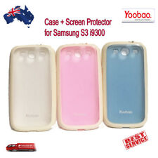 Yoobao PC TPU Protective Case for Samsung Galaxy S3 i9300 with Screen Protector