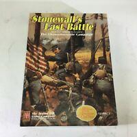 VTG 1996 Avalon Hill Game Company 1996 Stonewall's Last Battle Game in Box
