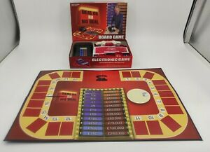 Deal Or No Deal Board Game The Electronic Game Drumond Park Made in England