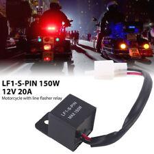 A840 DEL 12 V 20 A Durable clignoteur relais turn signal AMPOULES Hyper Flash