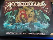 Dreadfleet board game Warhammer Games Workshop Citadel mostly painted