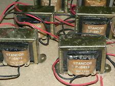 1 Nos Stancor P-6412 Transformer