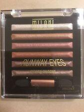 Milani Runway Eyes Fashion Eyeshadow DESIGNER BROWNS NEW.