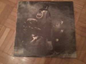 THE WHO QUADROPHENIA LP
