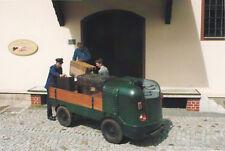 Ansichtskarte: Multicar M21 P Dieselameise, DDR-Oldtimer