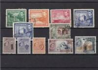 cyprus mounted mint and used stamps  ref r15637