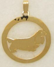 Sussex Spaniel Jewelry Sussex Spaniel Pendant
