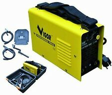 Saldatrice Inverter Professionale VIGOR 160 + KIT VALIGIA E ACCESSORI