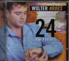 Wolter Kroes-24 Uur Per Dag cd album gesigneerd