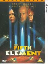 THE FIFTH ELEMENT (DVD, 1999)