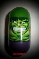Marvel Universe Mighty Beanz 2 Hulk 2010 Bean Avengers Iron Man Captain America