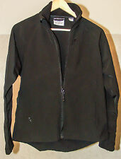 """Black Diamond's, """"Soft Shell"""", Jacket, Women's Size Small, Solid Black in Color."""