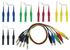 Back Probe Kit, 20Pc S & G Tool Aid 23500 SGT