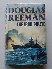 The Iron Pirate by Douglas Reeman (Hardback, 1986) 1st Edition