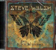 STEVE WALSH BLACK BUTTERFLY 2017 CD ex Kansas