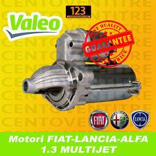 MOTORINO AVVIAMENTO MOTORI FIAT LANCIA ALFA 1.3 D MULTIJET 1.3 JTD -OPEL 1.3 CDI