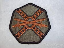 US Army Installation Management Command Subdued Cloth Badge Patch