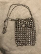 Kenny Ma Evening Bag With Swarovski Crystals