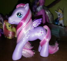 My Little Pony G3 STARSONG Purple Pegasus with Tinsel Hair Hasbro