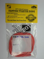 Fantom Heavy Duty Snowmobile Recoil Rope LIFETIME WARRANTY EGT-SR-3001