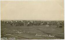 Shaunavon Saskatchewan Canada Vintage Photo  Postcard 1914