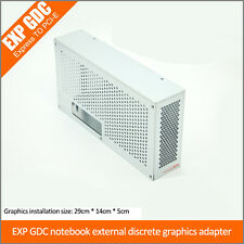 EXP GDC Notebook External Graphics Card Dock Protection Beehive chassis Case Box