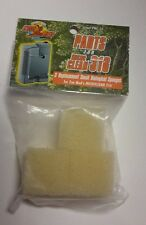 2-Replacement Bio Sponge for Micro Clean 316 Filter Set of 3 Aquariums